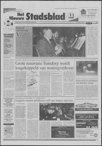 Het Nieuwe Stadsblad 2000-06-21