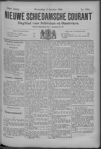 Nieuwe Schiedamsche Courant 1901-10-02