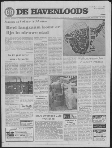 De Havenloods 1972-01-06