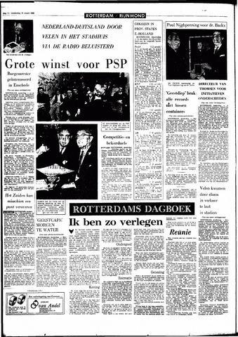 Rotterdamsch Parool / De Schiedammer 1966-03-24
