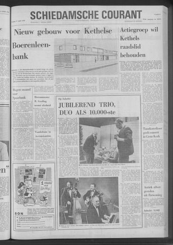 Rotterdamsch Nieuwsblad / Schiedamsche Courant / Rotterdams Dagblad / Waterweg / Algemeen Dagblad 1970-04-17