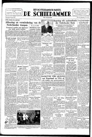 Rotterdamsch Parool / De Schiedammer 1947-06-16
