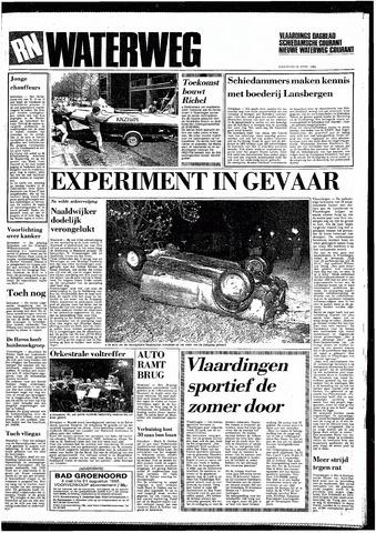 Rotterdamsch Nieuwsblad / Schiedamsche Courant / Rotterdams Dagblad / Waterweg / Algemeen Dagblad 1985-04-22
