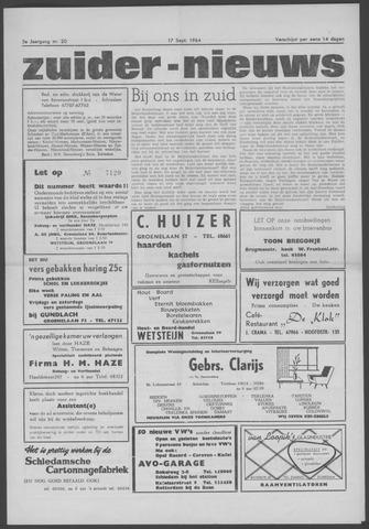 Zuider Nieuws 1964-09-17