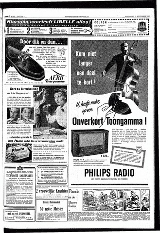 Rotterdamsch Nieuwsblad / Schiedamsche Courant / Rotterdams Dagblad / Waterweg / Algemeen Dagblad 1953-09-16