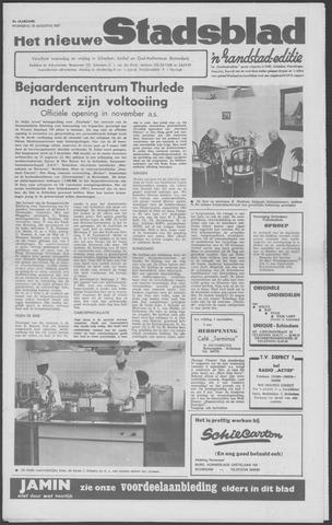 Het Nieuwe Stadsblad 1967-08-30