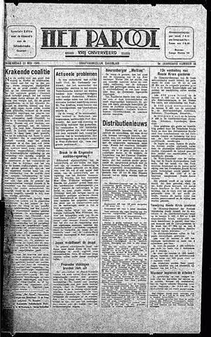 Rotterdamsch Parool / De Schiedammer 1945-05-23