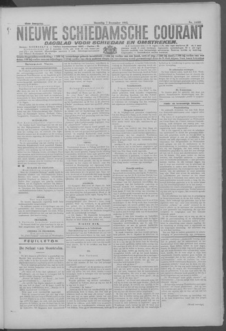 Nieuwe Schiedamsche Courant 1925-12-07