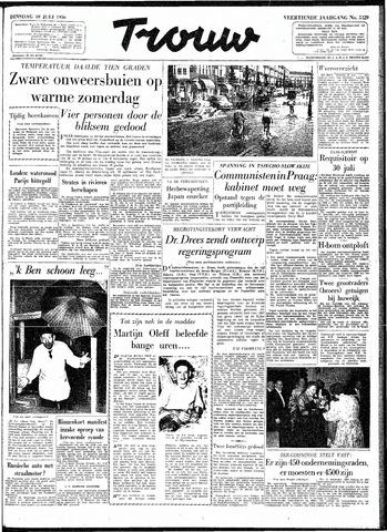Trouw / De Rotterdammer 1956-07-10