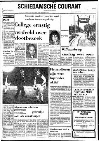Rotterdamsch Nieuwsblad / Schiedamsche Courant / Rotterdams Dagblad / Waterweg / Algemeen Dagblad 1974-09-12