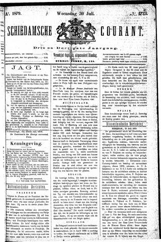 Schiedamsche Courant 1879-07-30