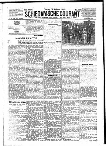 Schiedamsche Courant 1935-08-20
