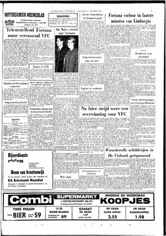 Rotterdamsch Nieuwsblad / Schiedamsche Courant / Rotterdams Dagblad / Waterweg / Algemeen Dagblad 1966-11-21