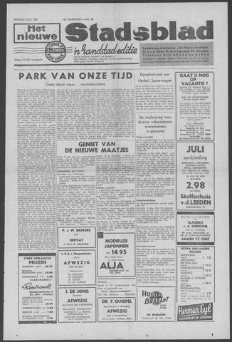 Het Nieuwe Stadsblad 1960-07-08