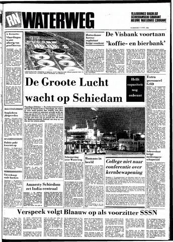 Rotterdamsch Nieuwsblad / Schiedamsche Courant / Rotterdams Dagblad / Waterweg / Algemeen Dagblad 1983-04-06