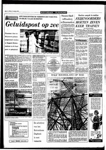 Rotterdamsch Parool / De Schiedammer 1966-08-19