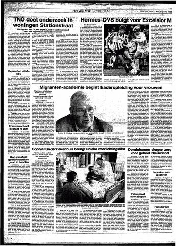Het Vrije volk 1988-08-31