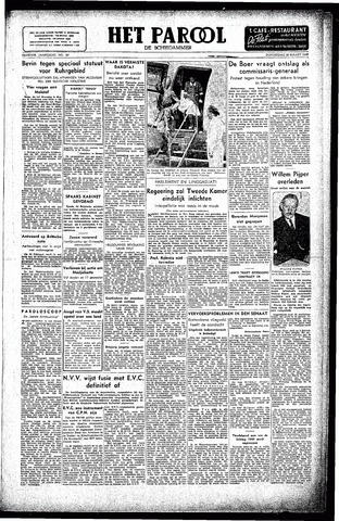 Rotterdamsch Parool / De Schiedammer 1947-03-20