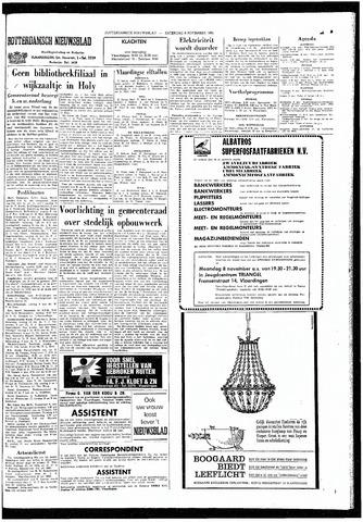 Rotterdamsch Nieuwsblad / Schiedamsche Courant / Rotterdams Dagblad / Waterweg / Algemeen Dagblad 1965-11-06