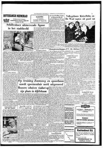 Rotterdamsch Nieuwsblad / Schiedamsche Courant / Rotterdams Dagblad / Waterweg / Algemeen Dagblad 1965-09-23