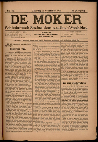 De Moker 1901-11-02