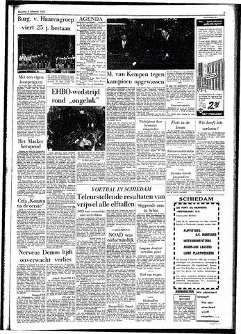 Rotterdamsch Parool / De Schiedammer 1961-02-06