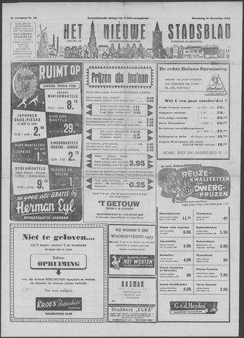 Het Nieuwe Stadsblad 1952-12-31