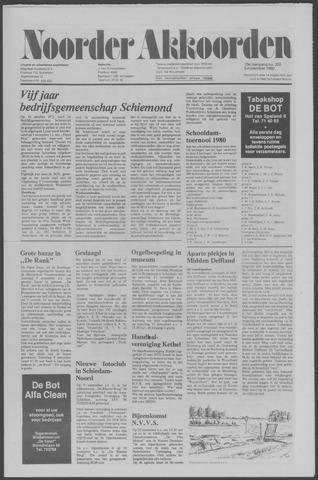 Noorder Akkoorden 1980-11-05