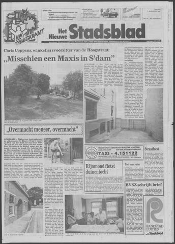 Het Nieuwe Stadsblad 1987-08-07