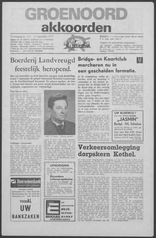 Groenoord Akkoorden 1972-09-13