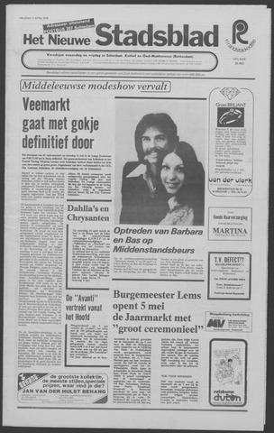 Het Nieuwe Stadsblad 1975-04-11