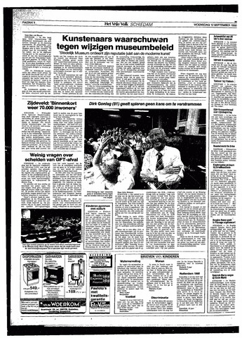 Het Vrije volk 1990-09-12