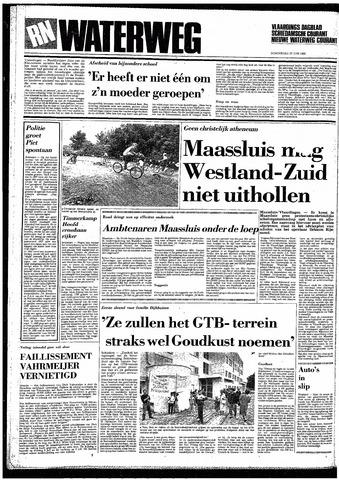Rotterdamsch Nieuwsblad / Schiedamsche Courant / Rotterdams Dagblad / Waterweg / Algemeen Dagblad 1985-06-27