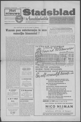 Het Nieuwe Stadsblad 1960