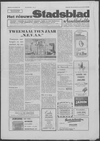Het Nieuwe Stadsblad 1966-11-25