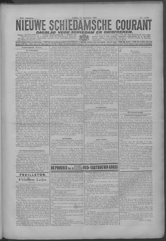 Nieuwe Schiedamsche Courant 1925-09-11