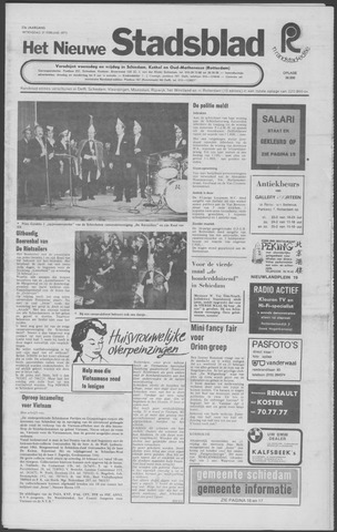 Het Nieuwe Stadsblad 1973-02-21