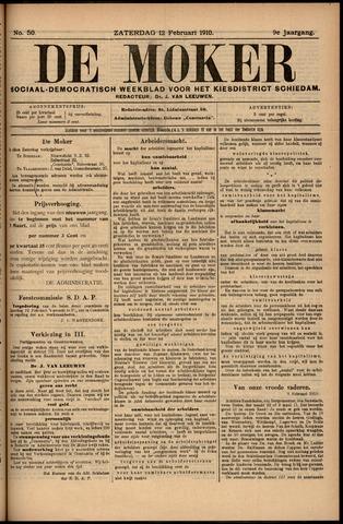 De Moker 1910-02-12