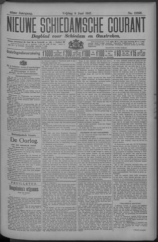 Nieuwe Schiedamsche Courant 1917-06-08