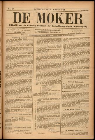 De Moker 1905-12-23