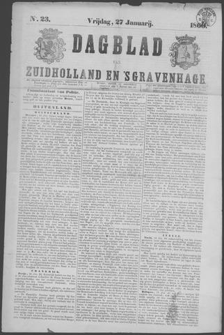 Dagblad van Zuid-Holland 1860-01-27
