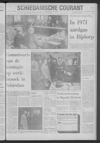 Rotterdamsch Nieuwsblad / Schiedamsche Courant / Rotterdams Dagblad / Waterweg / Algemeen Dagblad 1970-12-07