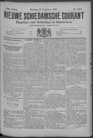 Nieuwe Schiedamsche Courant 1901-08-27