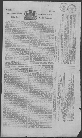 Rotterdamse Courant 1835-08-29