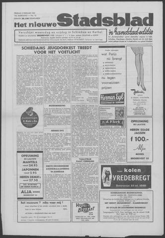 Het Nieuwe Stadsblad 1962-02-02