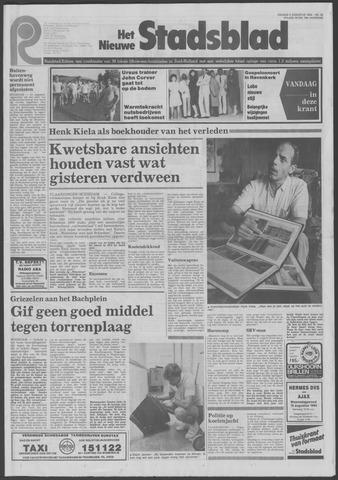 Het Nieuwe Stadsblad 1984-08-03