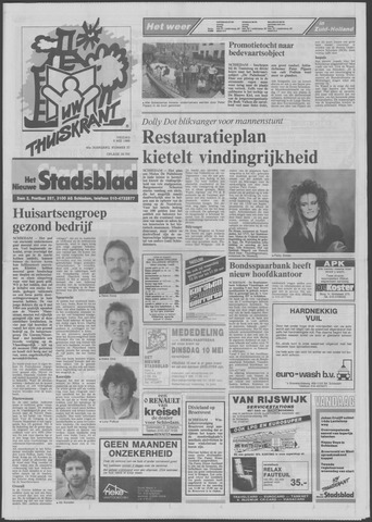 Het Nieuwe Stadsblad 1988-05-06