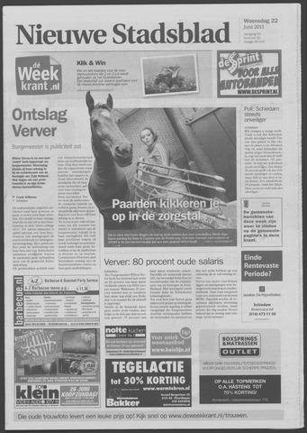 Het Nieuwe Stadsblad 2011-06-22