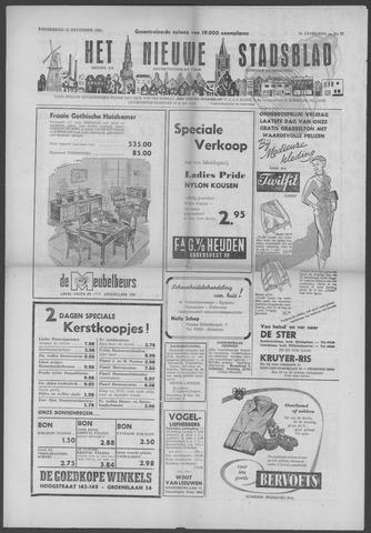 Het Nieuwe Stadsblad 1954-12-23