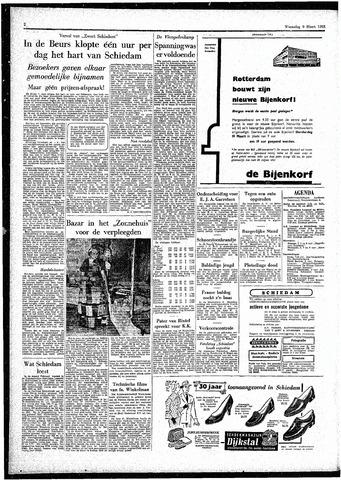 Rotterdamsch Parool / De Schiedammer 1955-03-09